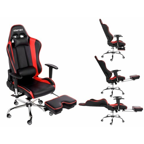 merax big and tall back ergonomic racing style computer gaming office chair reviews wayfair. Black Bedroom Furniture Sets. Home Design Ideas