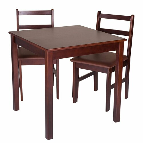 Pine Wood 28 Square Dining Table Wayfair