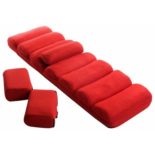 Merax Convertible Lounge Chair & Reviews