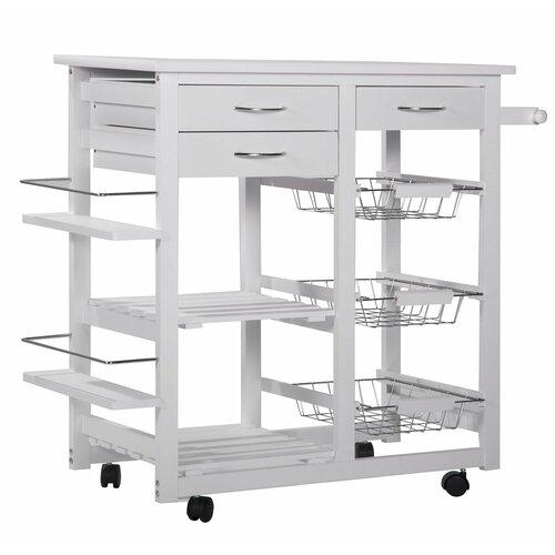 kitchen cart wayfair. Black Bedroom Furniture Sets. Home Design Ideas