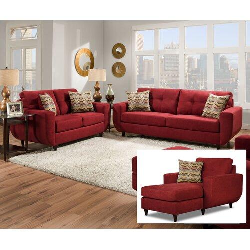 Simmons Upholstery Killington Living Room Collection Reviews Wayfair
