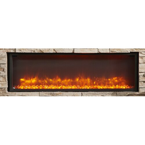 outdoor greatroom company gallery linear built in electric fireplace