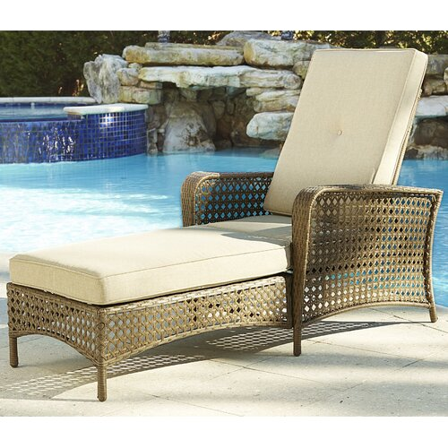 Cosco Home And Office Lakewood Ranch Chaise Lounge With