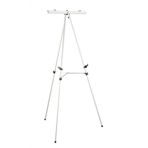 Alvin and Co. Aluminum Easel with Flipchart Holder