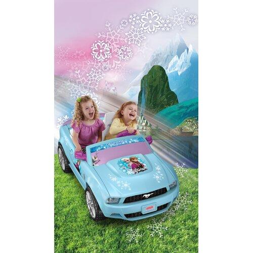 Power Wheels Disney Frozen Ford Mustang 12V Battery