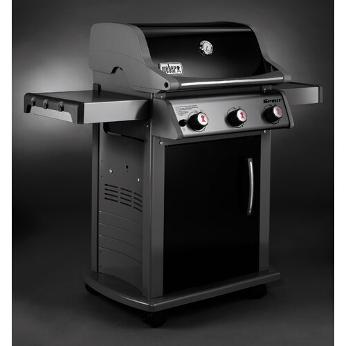 weber spirit e 310 lp gas grill reviews wayfair. Black Bedroom Furniture Sets. Home Design Ideas