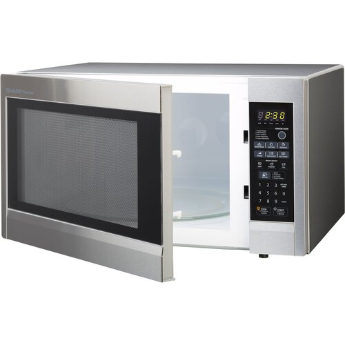 Sharp 2.2 Cu. Ft. 1200W Countertop Microwave