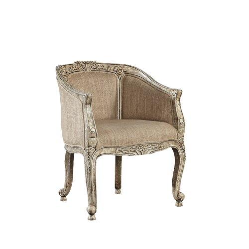 Bella Petite Bergere Arm Chair Wayfair