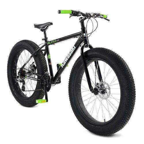 Kawasaki Sumo  Fat Tire Bicycle Review