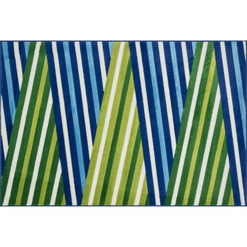 Juniper Ivory / Green Area Rug