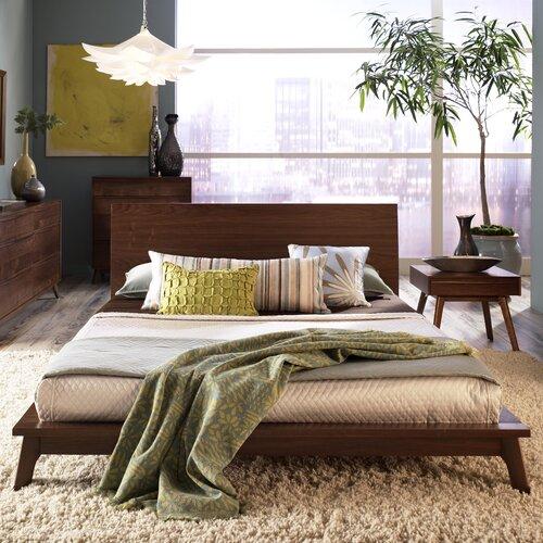 Copeland Furniture Catalina Bed & Reviews
