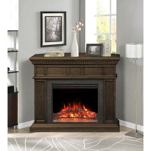 Greenway Muskoka Media Console Hybrid Electric Fireplace Reviews Wayfair