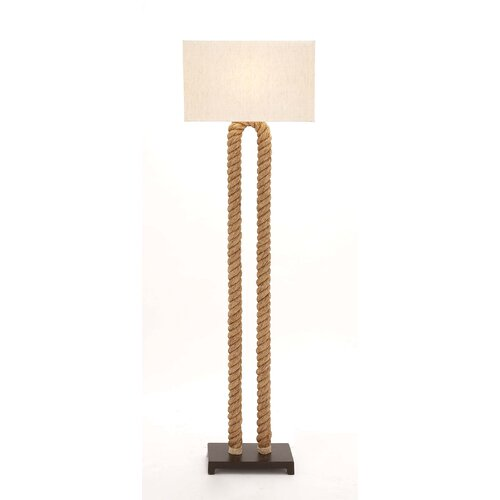 Woodland Imports Cool 63 Floor Lamp Reviews Wayfair