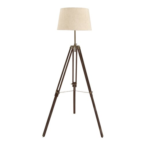 Brayden Studio Kroeger 66 Quot Tripod Floor Lamp Amp Reviews