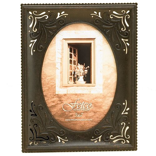 Fetco Home Decor Tuscan Clayton Picture Frame & Reviews