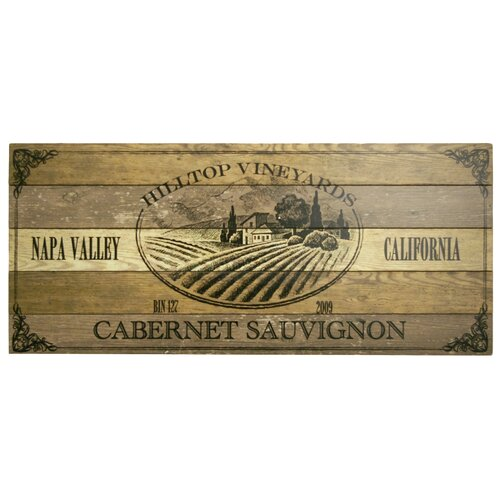 lonimar napa valley wall decor wayfair