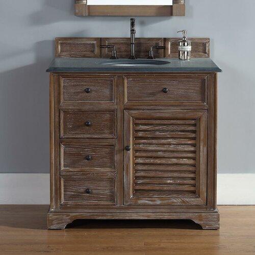 James Martin Furniture Savannah 36 Single Bathroom Vanity Set Reviews Wayfair