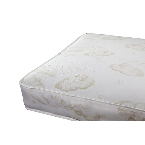 """Dream Me 5"""" Coil Spring Crib and Toddler Bed Mattress"""