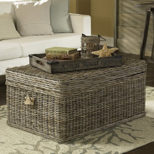 Kubu Trunk Coffee Table