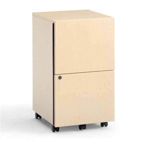 steelcase mobile file cabinet 3