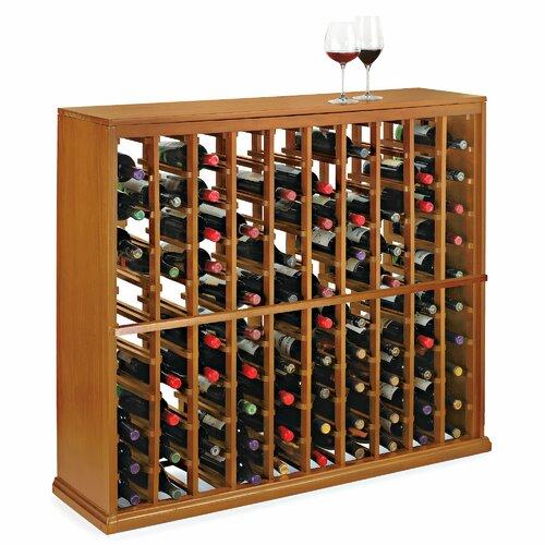 brown wine rack 2
