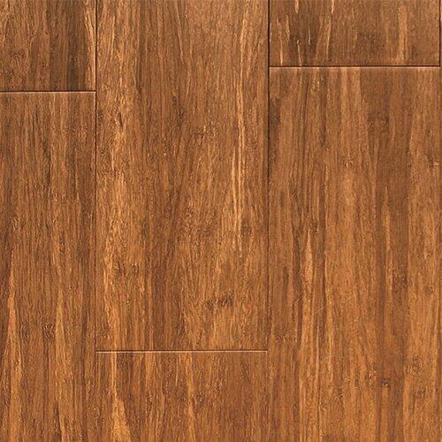 4 engineered bamboo hardwood flooring in carbonized wayfair