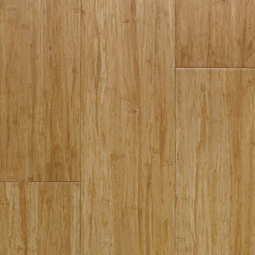 4 Engineered Bamboo Hardwood Flooring In Natural Wayfair