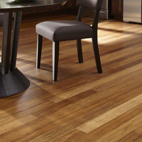 """Engineered Bamboo Wood Flooring: Islander Flooring 3-15/16"""" Engineered Bamboo Hardwood"""