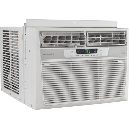 12 000 btu energy star window compact air conditioner with remote by