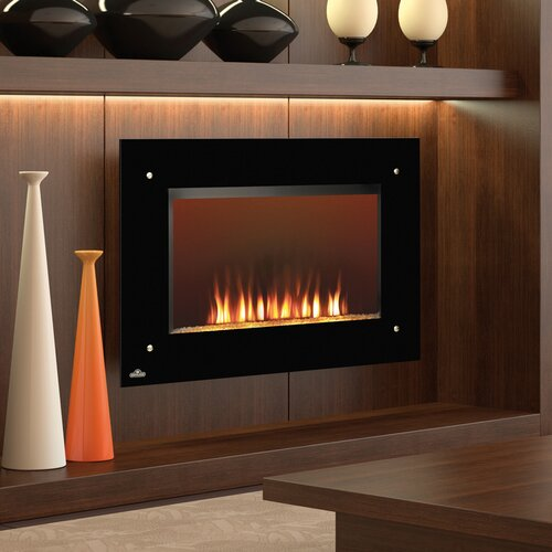 Napoleon Wall Mount Electric Fireplace Reviews Wayfair Supply