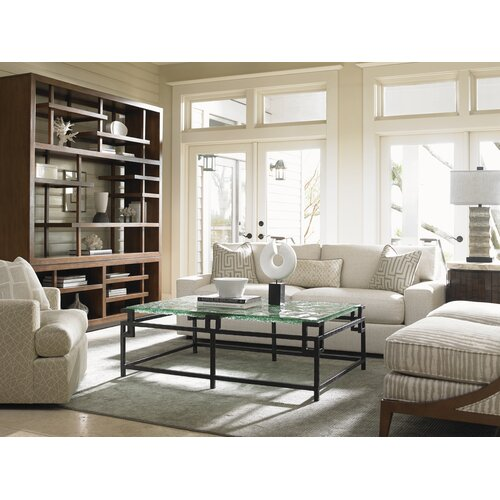 Tommy Bahama Home Island Fusion Hermes Reef Coffee Table