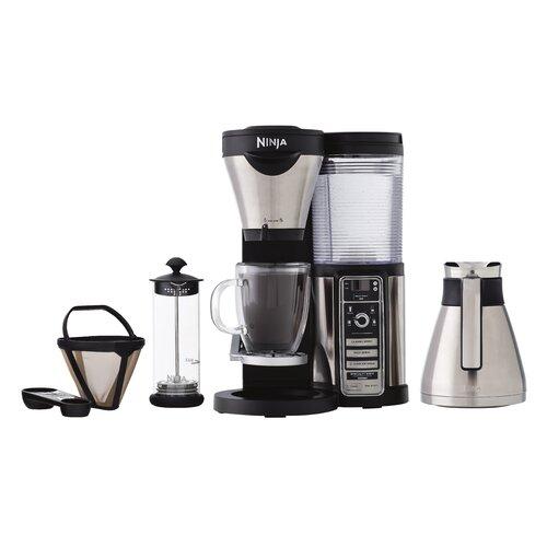 Ninja Bar Brewer Coffee Maker & Reviews Wayfair