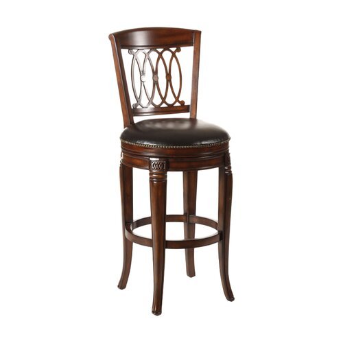 Hillsdale Cottage Swivel Bar Stool