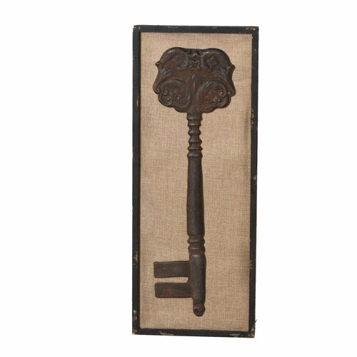 Wall Decor Keys : Cbk vintage key wall d?cor reviews wayfair