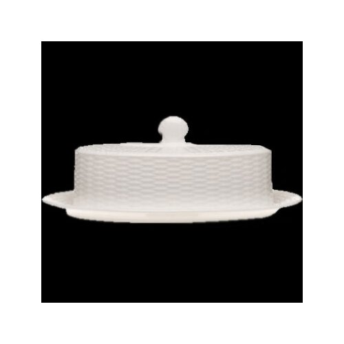 Maxwell Amp Williams White Basics Covered Butter Dish