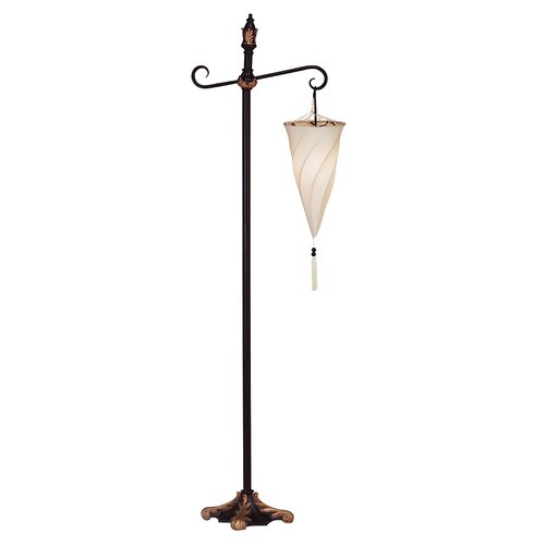 lighting lamps floor lamps rosalind wheeler sku rswh1068. Black Bedroom Furniture Sets. Home Design Ideas