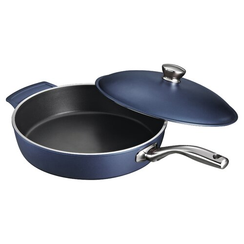Gourmet Prima 5 Qt Saute Pan With Lid Wayfair