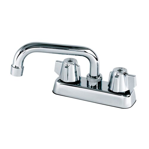 Aqueous Faucet Ballymore Victorian Double Handle Widespread Bathroom Faucet Reviews: Double Handle Centerset Laundry Faucet