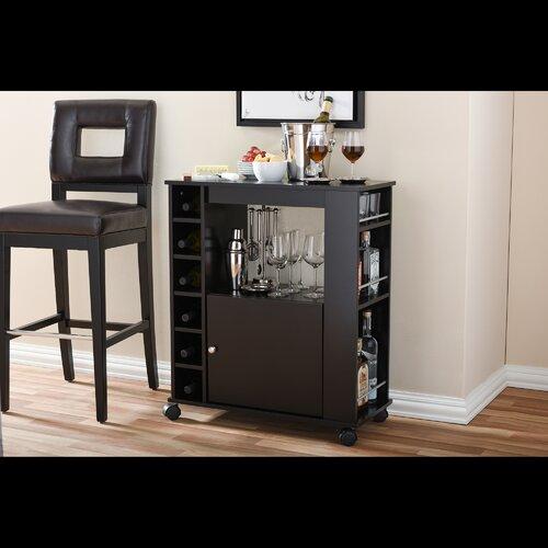 Wholesale Interiors Bar Cabinet Amp Reviews Wayfair