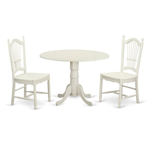 Kitchen Table And Chairs Dublin: Dublin 3 Piece Dining Set