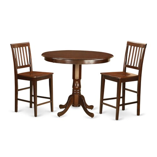 Cherry Wood Table Set Wayfair