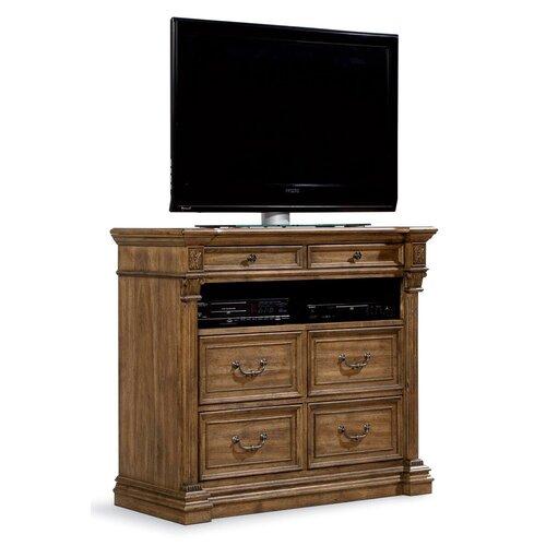 Venetian 6 Drawer Media Chest by Progressive Furniture
