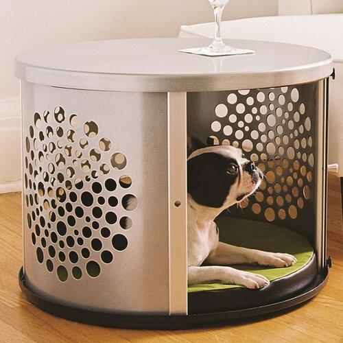 Denhaus Bowhaus Modern Pet Crate Amp Reviews Wayfair