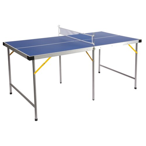 Lion sports 2 39 5 folding portable table tennis table - Folding table tennis tables for sale ...