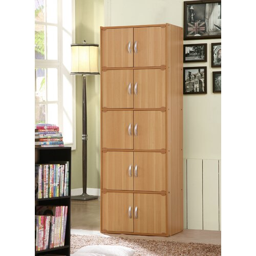 contemporary storage cabinets with doors 2