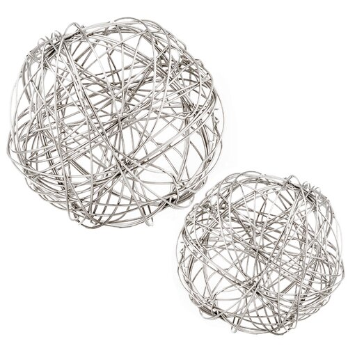 Modern Day Accents Guita Wire Sphere Sculpture Amp Reviews