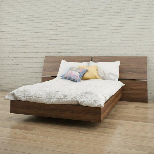 alibi platform bed by nexera 1