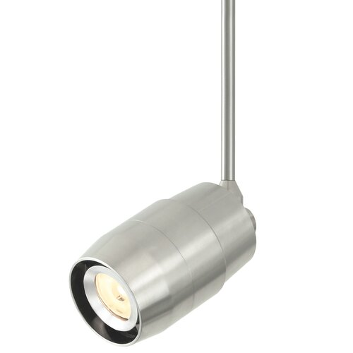 Tech Lighting Trace: Envision LED Powerjack Track Light Head With 40° Beam