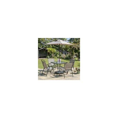 Oasis 7 Piece Dining Set | Wayfair on Suntime Outdoor Living id=85739