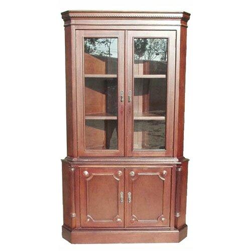 D art collection corner cabinet reviews wayfair for Wayfair kitchen cabinets